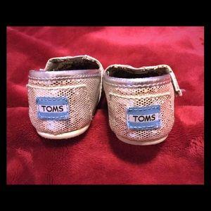 TOMS Baby/Walker Shoes